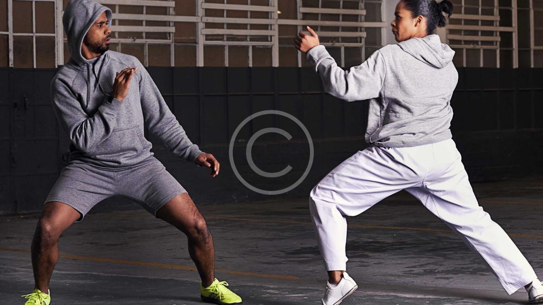 Boxing simple training against Parkinson's